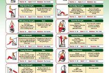 Vibration exercises