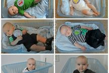 Baby - first year, sensory activities, fun etc