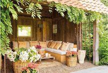 decorar a varanda