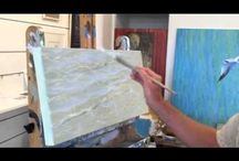 video painting