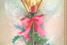 Christmas cards 3 / by Jeanette Demanett