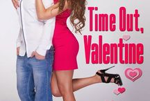 Time Out, Valentine PR / Cover Reveal, Blog Tour, Reviews / by Melinda Dozier