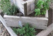 Garden woodwork