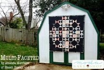Betty's quilts