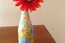 Buy Online Glass Floral Vase