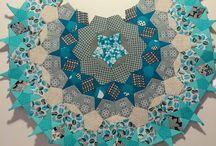 Patchwork / patchwork, šití