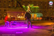 Nikolaiviertel @ FESTIVAL OF LIGHTS 2016