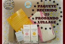 Paquete Recibido / Os enseñaré los paquetitos que me llegan a casa sin esperarlos... que ilusión hacen!!! :)