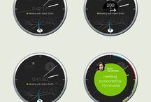 Smart watch - UI