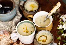 Comforting soups / by Giulia Scarpaleggia