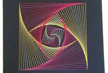 String Art/ Narutaidetta