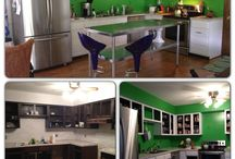 The Michael Home Remodeling!  / by Michelle Michael