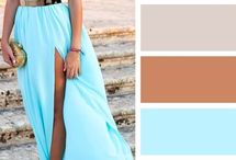 Colours / Colour Co-Ordinates