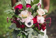 Wedding Bouquets / Wedding bouquets, flowers, colourful, romantic, soft, bright, modern, traditional, contemporary, different ideas