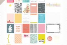 Studio Calico journal cards we have