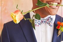 Bright DIY Wedding