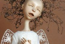 Art Dolls / by Mary Locke