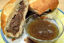 French dips