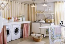 Laundry room / by Jennifer Cook