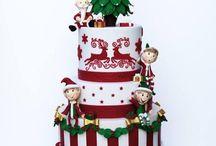 Xmas: Creative Cakes