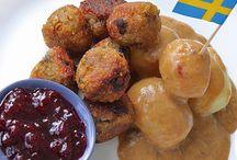 švédské kuličky bez masa