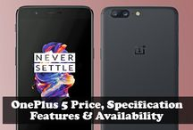 OnePlus 5 Price, Specification, Features & Availability
