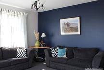 Lounge paint-Blue