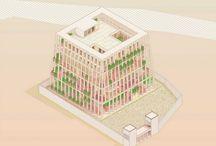 Non urban structures