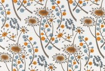 Multi-coloured fabrics / Fabrics in glorious multiple shades