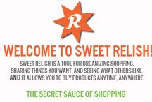 SWEET RELISH / Influencer campaigns for www.sweetrelish.com