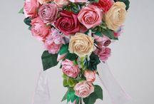 Rose #paperrose #rose #paper #green
