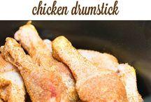 Crock Pot Chicken Drumstick Recipe: Easy crock pot recipe for chicken legs. Easy Chicken Crockpot Recipe!