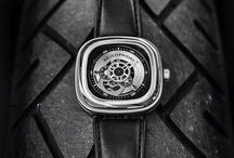 Mechanical / Sevenfriday P1 made from Mechanical Inspirations.