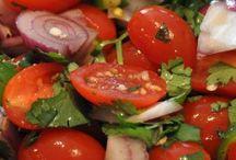 salads / by Amanda Miller