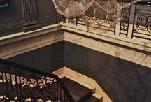 COMMERCIAL INTERIORS: Members Club / by Sara Cosgrove