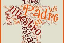 Sermon del Monte, Mateo 5 - 7 / Usando palabras de pasajes de evangelio de Mateo para formar dibujos relacionados con el tema de los versículos. #biblia / by Sociedad Biblica Chilena