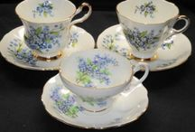 Pretty Cups / pretty china to enjoy / by Andrea McParland