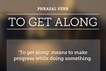 English Phrasal Verbs and Idioms