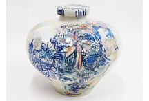 Ceramics by Linda Rice / creation · art gallery · culture · exhibition · art · ceramics · decoration · art collection