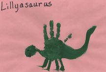 Dinosaur Theme / by Whitney Jenkins