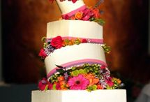 Atlanta Wedding Cakes / A collection of the best Atlanta wedding cake designers by Lei Lydle of AtlantaBridal.com