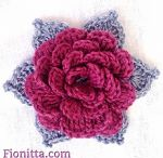 Crochet Flower Patterns / Crochet Flower Patterns