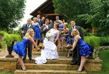 Outdoor Weddings Panola Valley Garden, Lindstrom MN / Photography: DelightPhotography.com