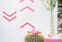 Palm spring birthday