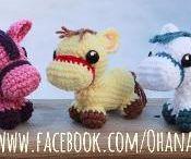 tejido en crochet / by Graciela Espasande