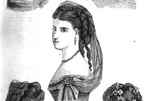 1870 Hairstyles