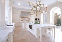 kitchens white