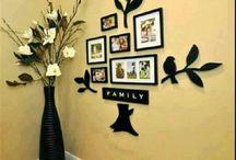 DIY photo boards