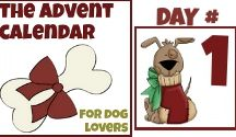 Advent 2013 / The Advent Calendar for Dog Lovers - fun and prizes daily!