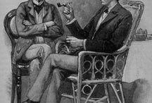 Sherlock and John / by Michael Calder